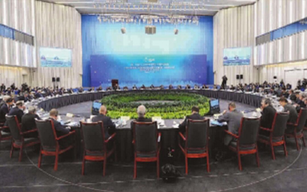 上海市长国际企业家咨询会开幕 热议如何提升软实力 | 新民时政_新民网