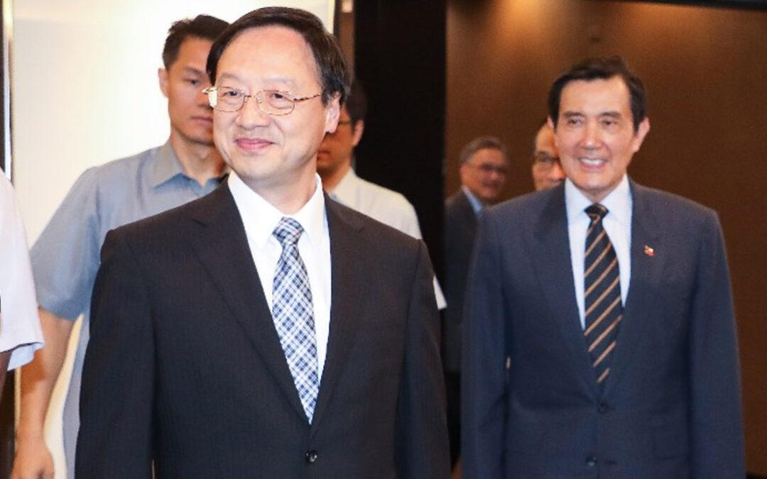 前新加坡驻联合国大使马凯硕「 美国今天对中国做的事,明天中国加倍奉还」 | 信传媒